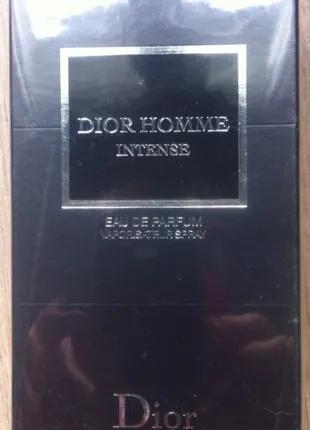 Духи Dior Homme Intense parfum