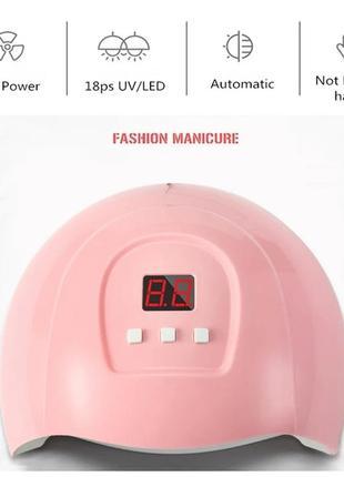 Ув / led лампа для ногтей, лампа для маникюра