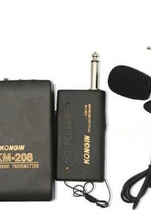 Беспроводная петличка Беспроводной Петличный микрофон мікрофон