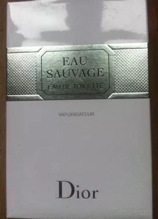 Dior Eau Sauvage 200 мл