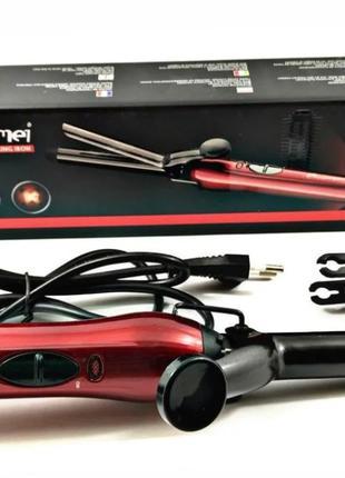 Плойка для волос Gemei PRO GM-2906