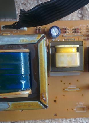 Трансформатор усилителя 220/2х16V от муз центра Aiwa XR-M2.