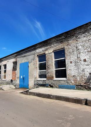 Производственно-складское помещение 157 м2, м.Выдубичи