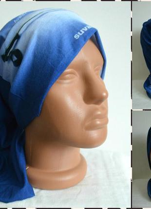 Бафф   многофункциональный головной убор