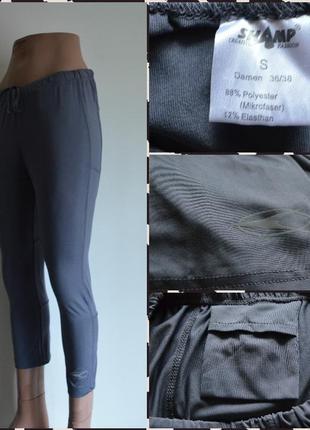 Shamp женские спортивные бриджи  размер s-m