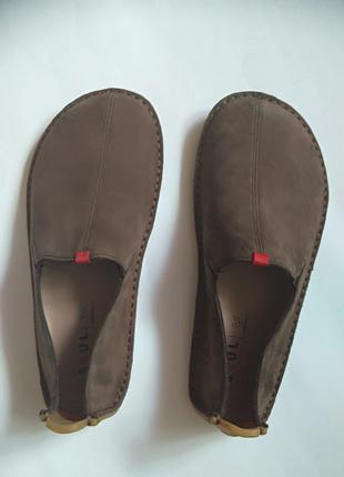 Кожаные туфли Vivobarefoot 41 размер