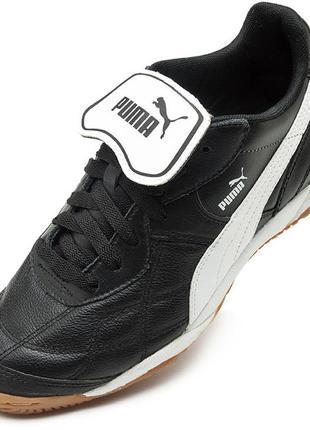 Puma  ® esito classic it фирменные кроссовки для зального футб...