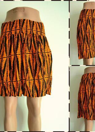 Chicoree  яркая стильная юбка размер s-m (150 грн)