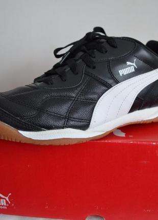 Puma ® esito classic it фирменные кроссовки для зального футбо...