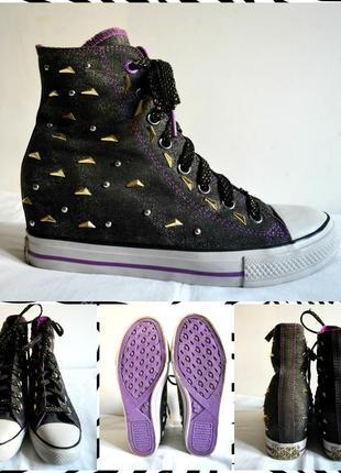 Сникерсы  размер 40 (350 грн) кеды кроссовки на платформе