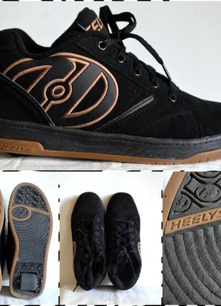 Heelys ® роликовые кроссовки  размер 40,5