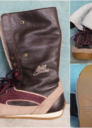 Dockers зимние ботинки с утеплением размер 40