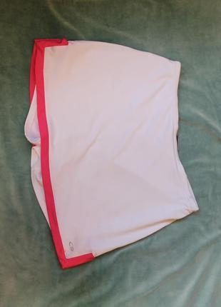 Champion® спортивная двухслойная юбка-шорты размер s-m (250 грн)