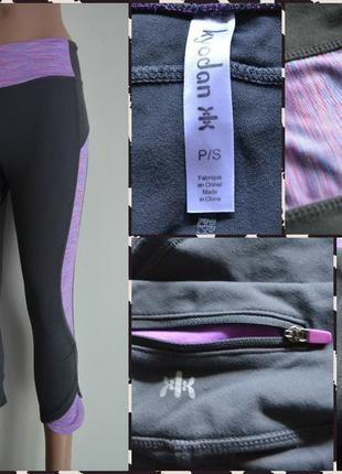 Женские спортивные бриджи размер s-м