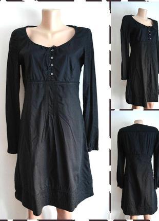 De corp черное платье
