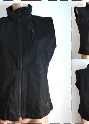 Artrium черная трекинговая жилетка размер l-xl