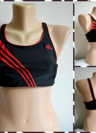 Adidas ®  женский спортивний топ  размер м