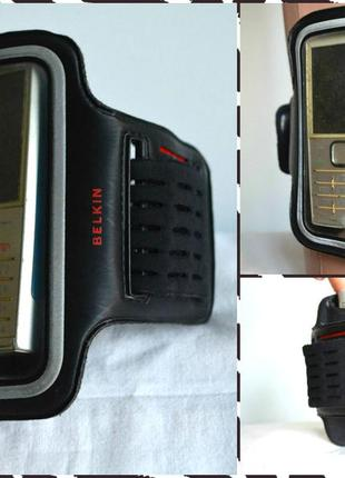 Belkin ® чехол телефона, плеера, на предплечье (крепление на р...
