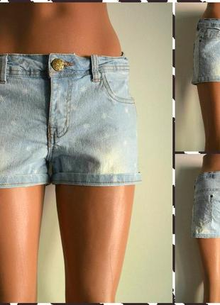 V.f.k.® джинсовые шорты  размер s
