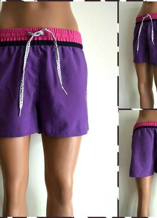 Protest ®  яркие спортивные шорты с принтом размер l