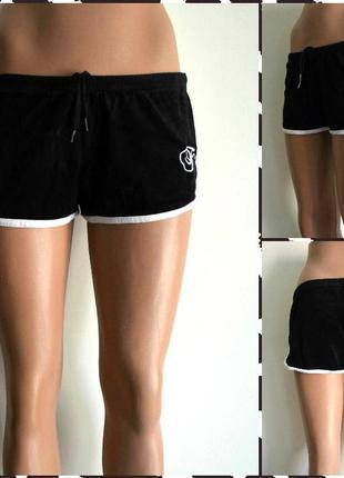 Fishbone ® вельветовые спортивные шорты размер s-м