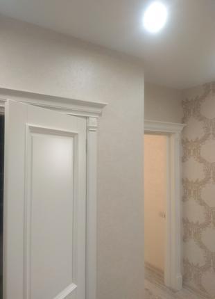 Финишная шпатлевка стен