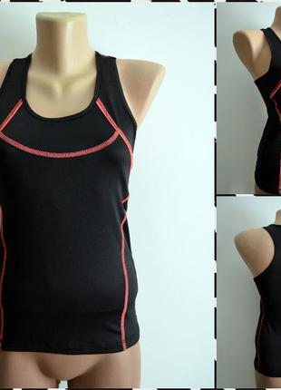 Work out  спортивная майка с вшитым топом для поддержки груди ...