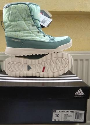 Сапоги женские adidas choleah padded ultraboost support jogger...