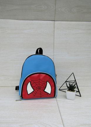 "Детский рюкзак ""спайдер"" handmade"