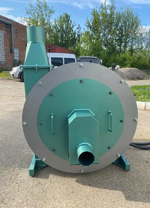 Дробилка для измельчения зерна вакуумная 37кВт «ГК Биоэкопром»