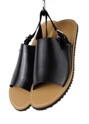 Кожаные сандалии marni оригинал