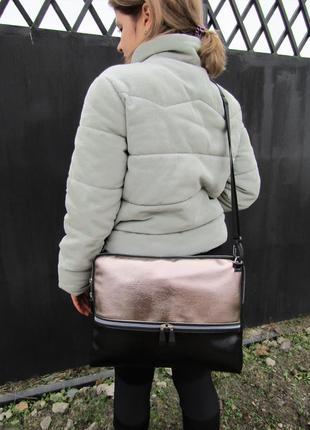 Красивая сумка для ноутбука handmade