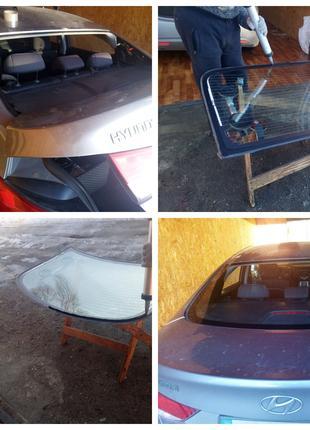 Замена автостекла на все виды авто в Киеве