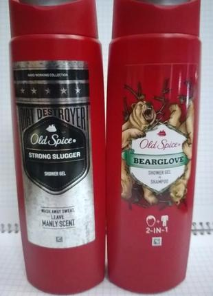 Гель для душа old spice bearglove 250 мл (4084500979437)