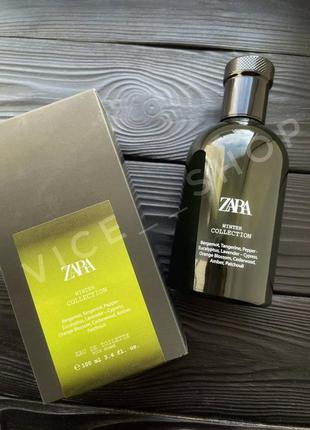 Zara winter collection духи парфюмерия туалетная вода оригинал...