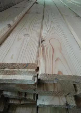 Фальш брус сосновый 20х105 20х125 20х135 мм. фасад сайдинг Сосна