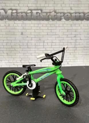 Фінгер байк, міні велосипед, Intense Pro XL Finger BMX, FlickTrix