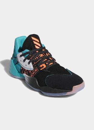 Фірма - кроссовки adidas harden vol. 4  размер 44.5_46.5 ориги...