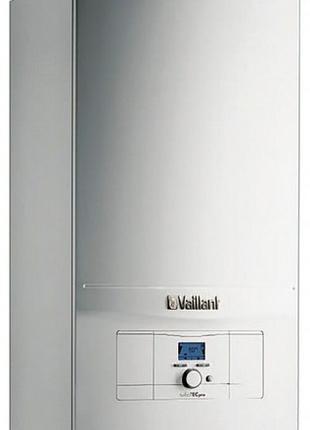 Котел газовий двоконтурний димохідний Vaillant atmoTEC pro VUW 24