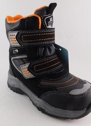 ❄  зимние термо ботинки для мальчиков 👨 , размеры 27 - 32