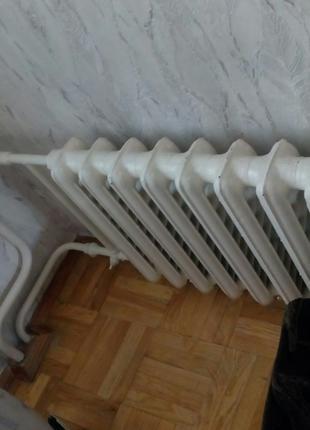 Установка (замена) радиаторов отопления