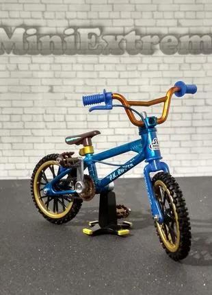 Фінгер байк, міні велосипед, PK RIPPER SE, Finger BMX, FlickTrix