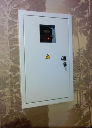 Услуги электрика: монтаж электрощита