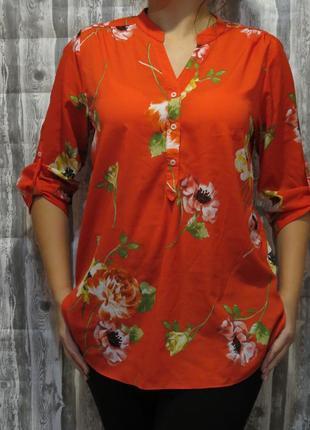 Блуза с длинным рукавом 16 размер большой выбор одежды по дост...
