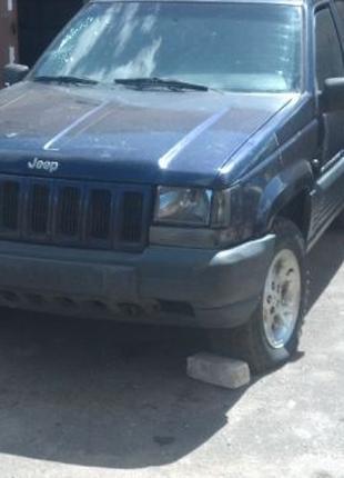 Разборка Капот Jeep Grand Cherokee ZJ 2.5 TD 1992-99 запчасти