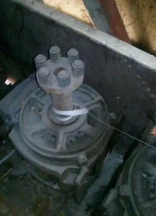 электродвигатель  лифтовый   асинхронный