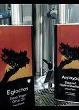 """Оливковое масло """"ЭГИОХОС"""" (Греция), 5л и 3л"""
