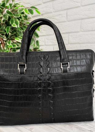 Женская сумка-портфель для документов