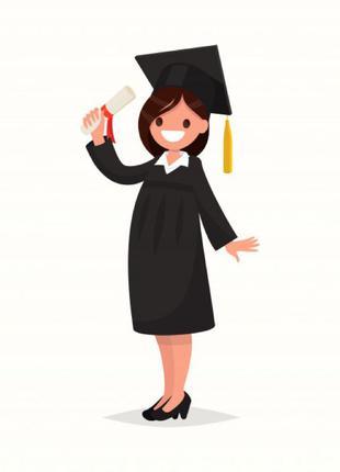 Дипломная работа, курсовая, научная статья, тезисы, реферат