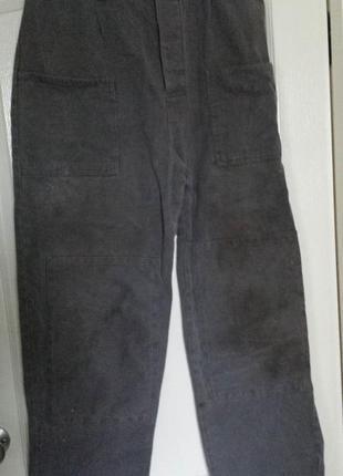 Спецодежда штаны рабочая спецовка, роба 100% натур.материал